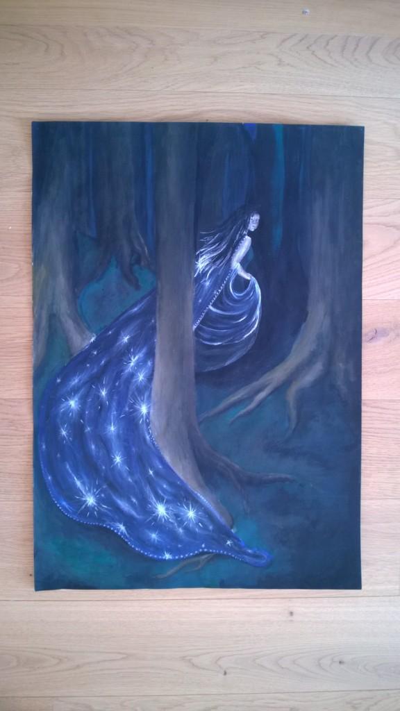 Die Fürstin der Nacht